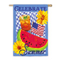 Celebrate Summer Banner (29 in x 43 in), EE13S3313