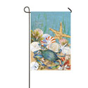 Nautical Seashells Banner, EE14A3012G