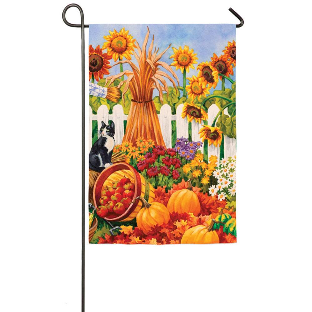 Harvest Field Garden Banner