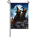 Have Broom Will Travel Garden Banner, EE14A3495G