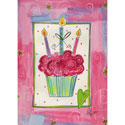 Celebrate Anything Greeting Card and Garden Banner, EE14GC2552