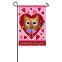 Who Loves You Garden Banner, EE14S2858G