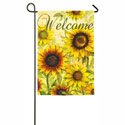 Yellow Sunflowers Garden Banner, EE14S3486G