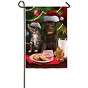 For Santa Only Garden Banner, EE14S3522G