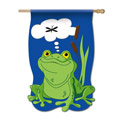 Frog Dreams House Banner, EE158407