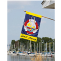 Sail Away Banner, EE167806G