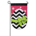 Happy Easter Egg Garden Banner, EE168162G