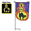 Boo to You! Fiber Optic Banner, EE16SL7831G