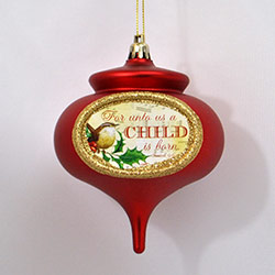 Christmas Carol Child Ornament, EE3OT4719C