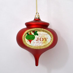 Christmas Carol Joy Ornament, EE3OT4719J