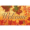 Fall Leaves Doormat, EE412093