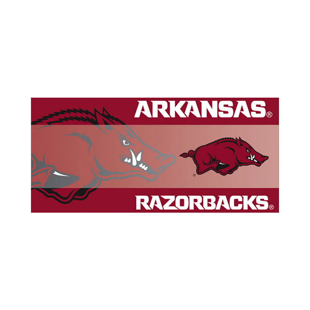 University Of Arkansas Razorbacks Doormat