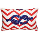 Nautical Knot Pillow, EE4PL147