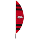 Arkansas Razorbacks Feather Flag, EE52911B