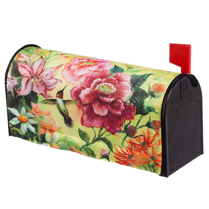 Hummingbird Mailbox Cover, EE56609