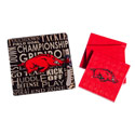 Arkansas Razorbacks Cheese Board and Knife Set, EEP110911