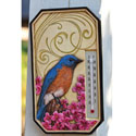 Bluebird Outdoor Garden Thermometer, EEP549BB