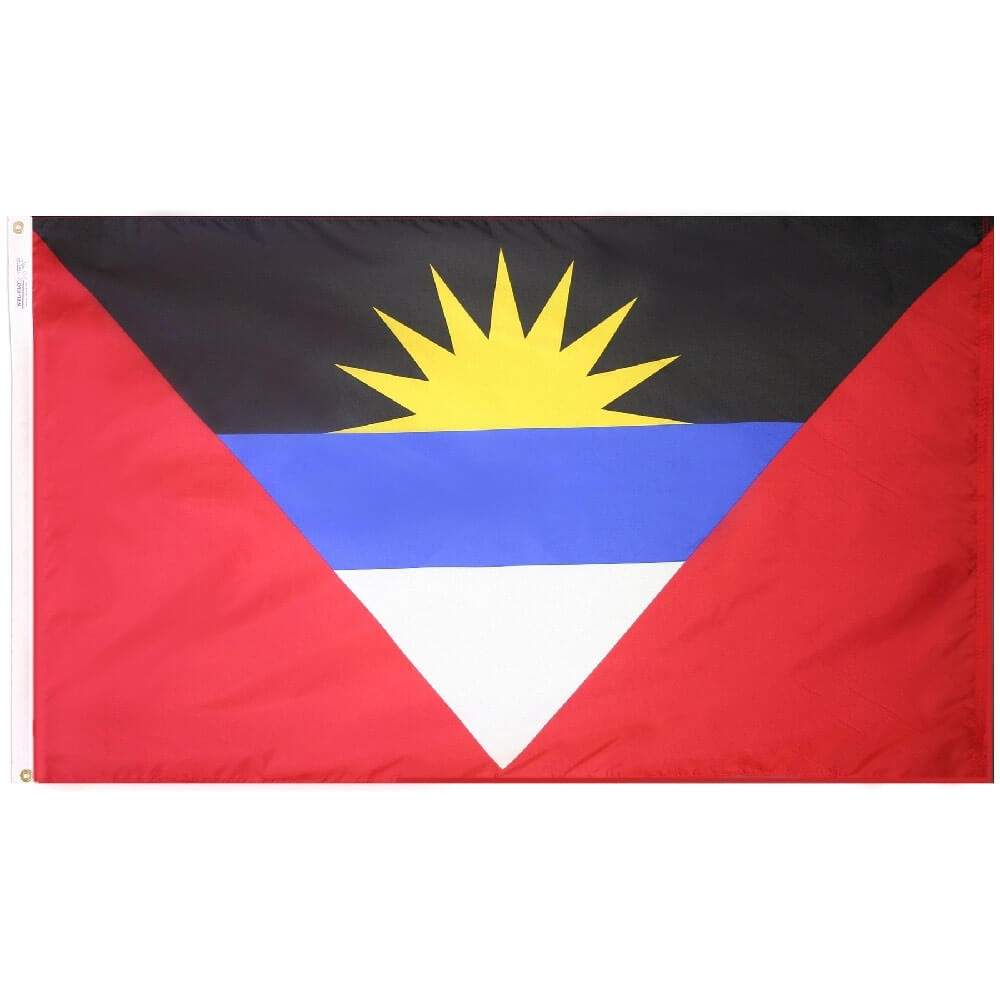 Antigua and Barbuda Flag, FBPP0000009517