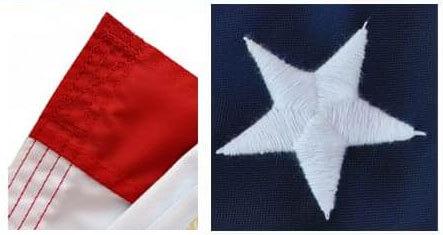 American Nylon Flags 62