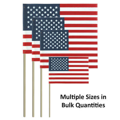 Economy US miniature flags, FBPP0000012761