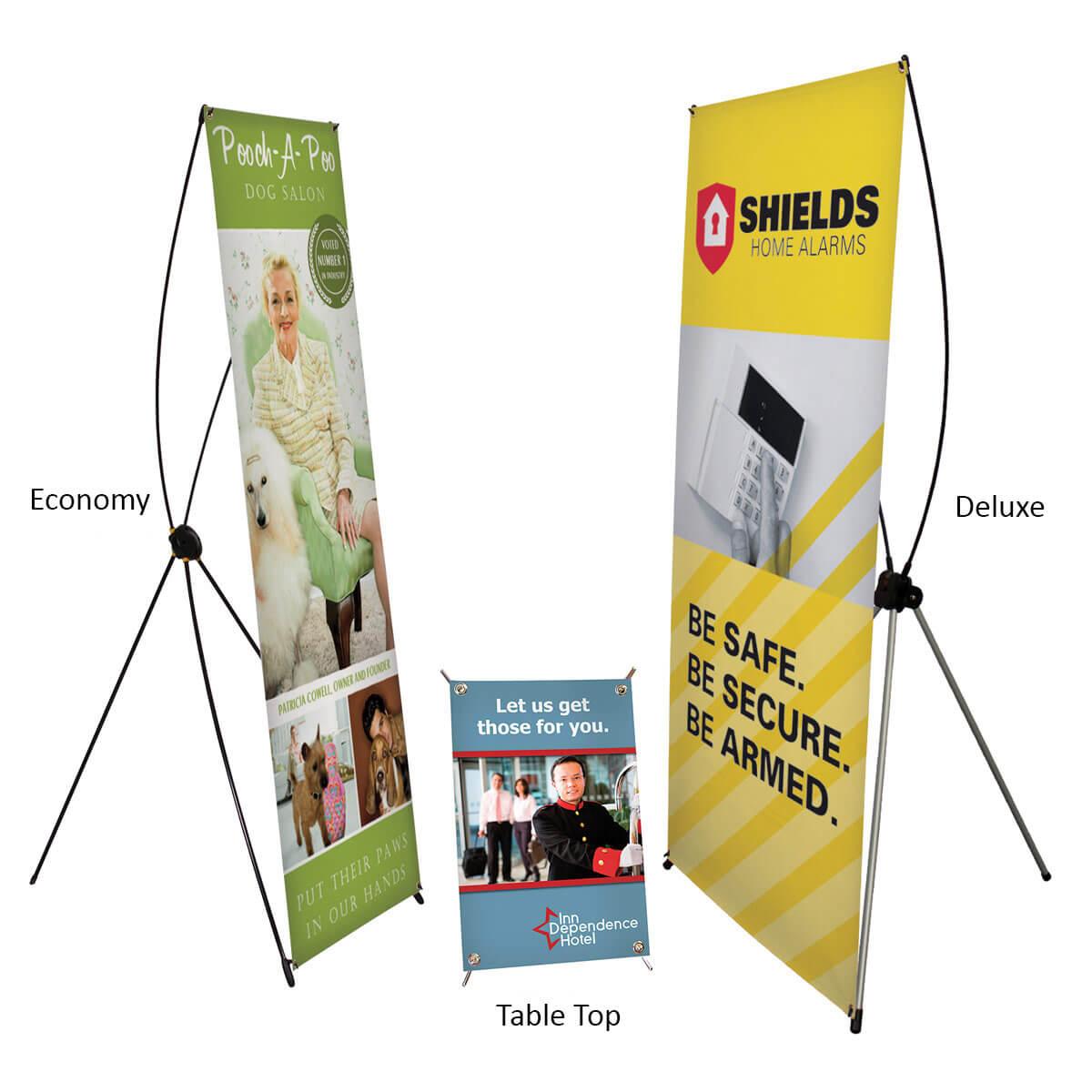 Exhibition Stand Weight : Light weight banner stand