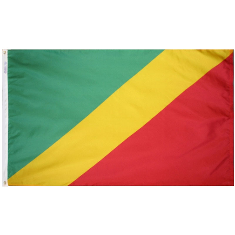 Republic of the Congo Flag, FBPP0000011910