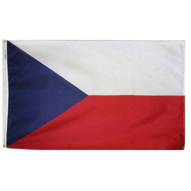 Czech Republic Flag, FBPP0000010176