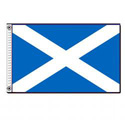 Nylon Scotland (St. Andrews Cross) flag