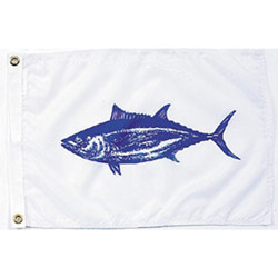 Tuna Flag, FUNTUNA1218