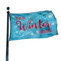 Winter Season Flags & Banners