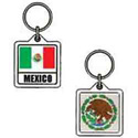 Mexico Flag Key Chain, GKEYRMEXI