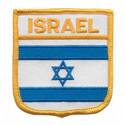 Israel Shield Patch,GPATCISRAEL