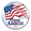 Proud American Button, GPINPROUD