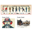 History Of The American Firefighter, HAFIREFIGHT