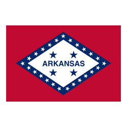 1923 Arkansas State Flag, FBPP0000013327