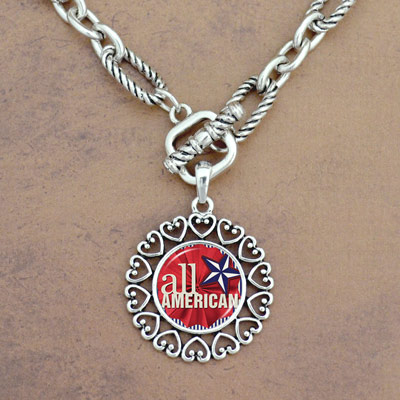 All American Necklace, HJ57699