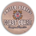 Coast Guard Plush Pillow, HTB50952