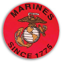 Marines Plush Pillow, HTB50953