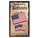 United States Temporary Tattoos