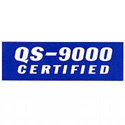 ISO QS-9000 Certified Banner, ISOV833096