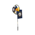 Navy Dual Wheel Spinners with Flag, ITB2880