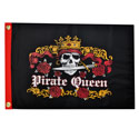 Pirate Queen Flag, ITB583