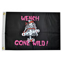 Wench Gone Wild Flag, ITB585