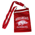 Arkansas Razorbacks Mesh Crossover Purse, J27269
