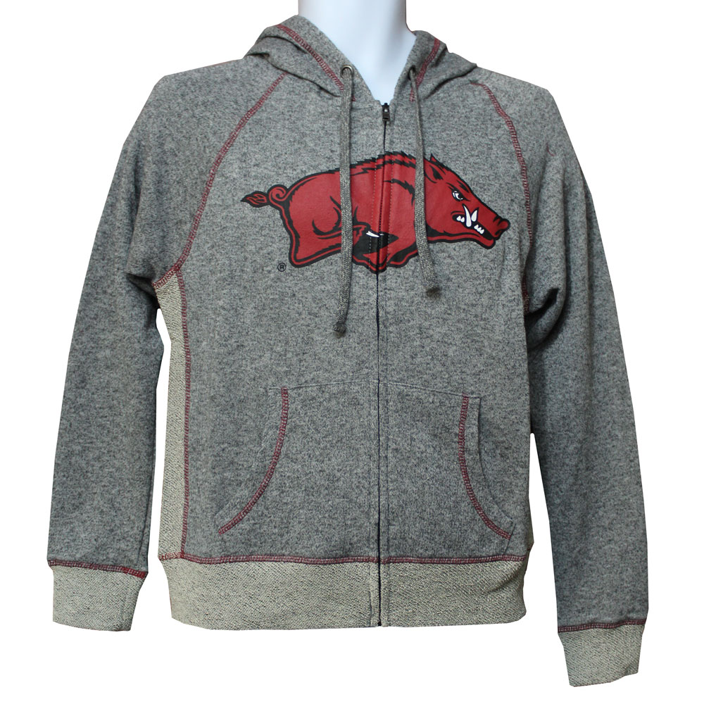 Arkansas Razorbacks French Terry Jacket, J61474S