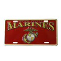 US Marines License Plate, JAGLP108