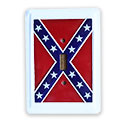 Confederate Light Switch Plate, JAGLS10140
