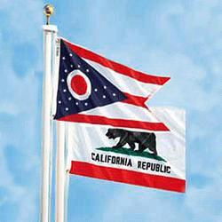 50 State Complete Flag Set - Polyester, FBPP0000009386