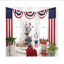 Patriotic Decorating Bunting Kit, KAPD12C