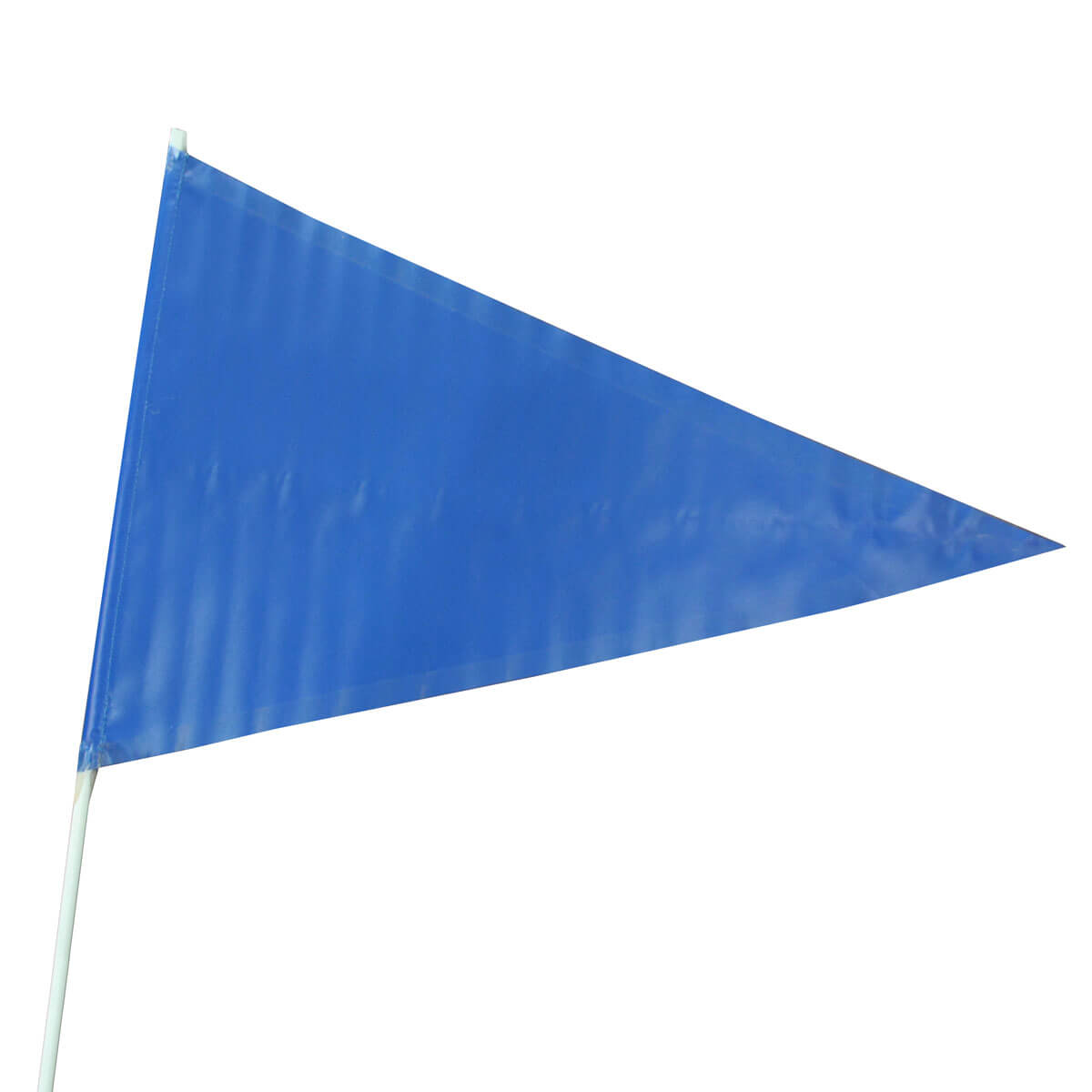 Blue Bicycle Safety Flag Kit